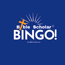 Register For Bible Scholar Bingo!
