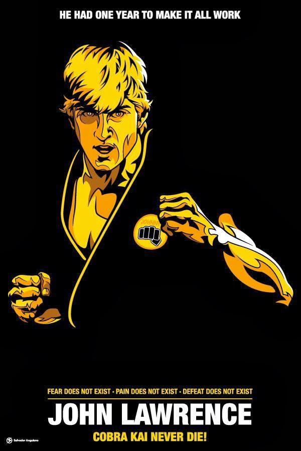 Johnny Karate K...