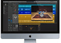Logic Pro X phần mềm biên tập nhạc trên Mac App Store.