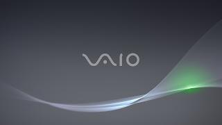 Dark VAIO Wallpaper Pack