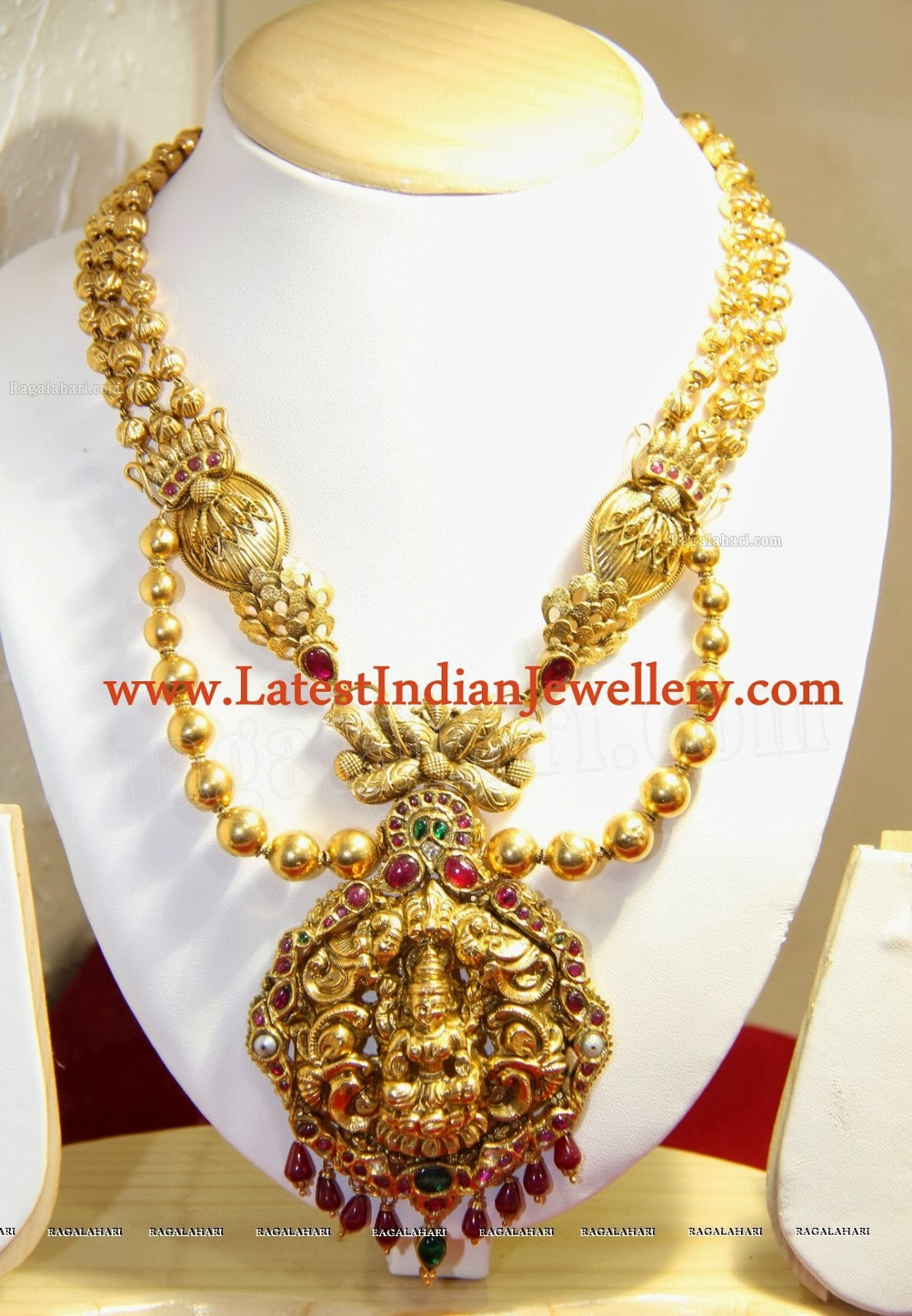 Heavy Designer Temple Jewellery