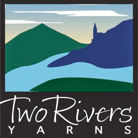 Two Rivers Yarns logo