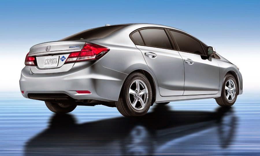 2014 Honda Civic Natural Gas Owners Manual Pdf