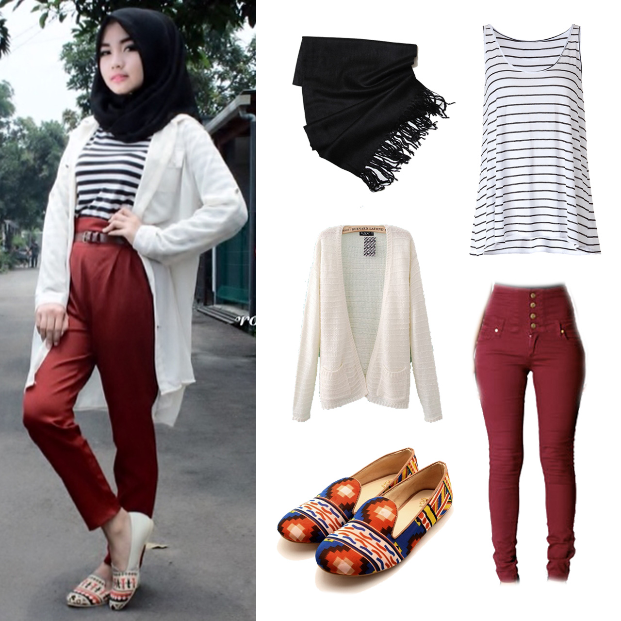 Auliahijabstyle Casual