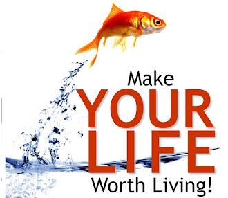 Jadikan hidup anda berharga!
