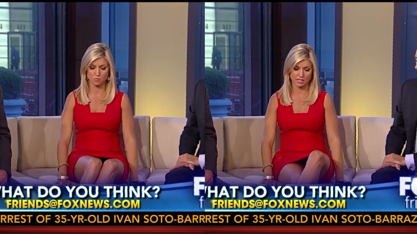 New WATCH Jesse Watters On Fox News Re Ivanka Trump &quotI Really Like How She Was Speaking Into That Microphone&quot PictwittercomHoJHLpMtq1  Yashar  Yashar April 26, 2017 The Viral Moment, Captured By Journalist Yashar Ali,