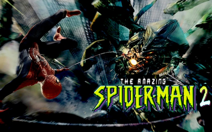 the amazing spider man 2 script characters cast tattoo