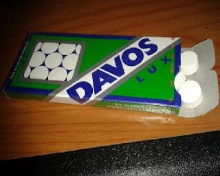Permen Davos Produksi Purbalingga