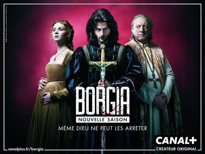 Borgia - Season 2 - Promotional posters