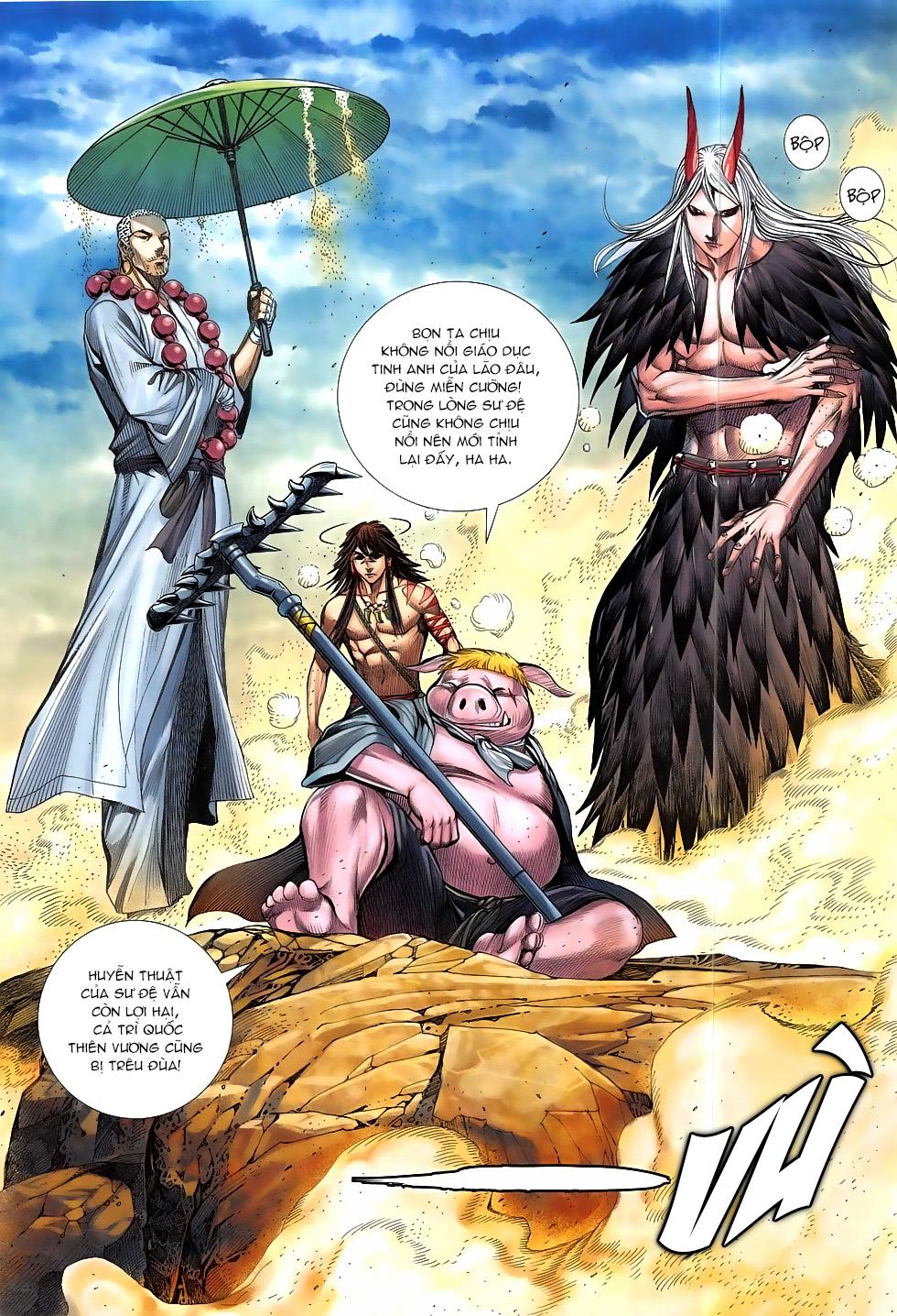 Tây Du chap 24 page 26 - IZTruyenTranh.com