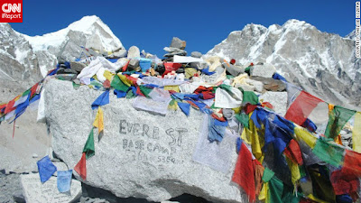 Mount Everest Morgue