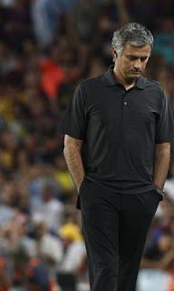 Mourinho Reflexionó y ahora está Arrepentido