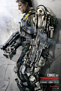Edge of Tomorrow Tom Cruise Poster