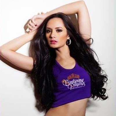 Kris Tiffany Janson Wins Bb. Pilipinas Intercontinental