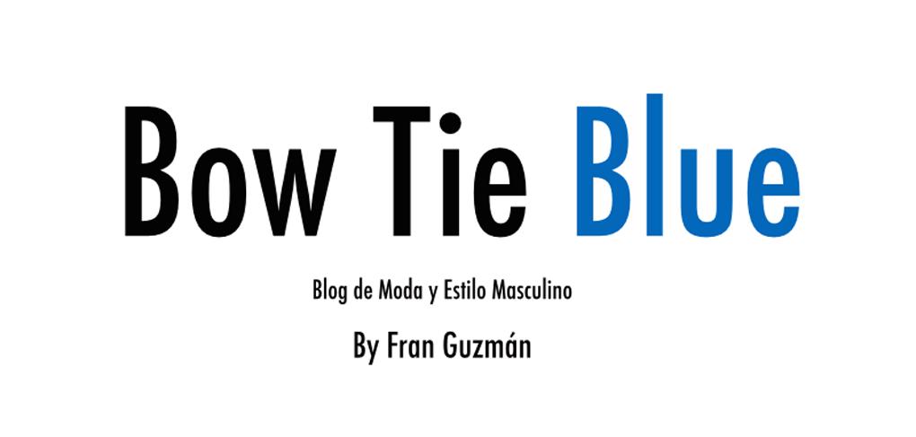 Bow Tie Blue - Blog de Moda Masculina