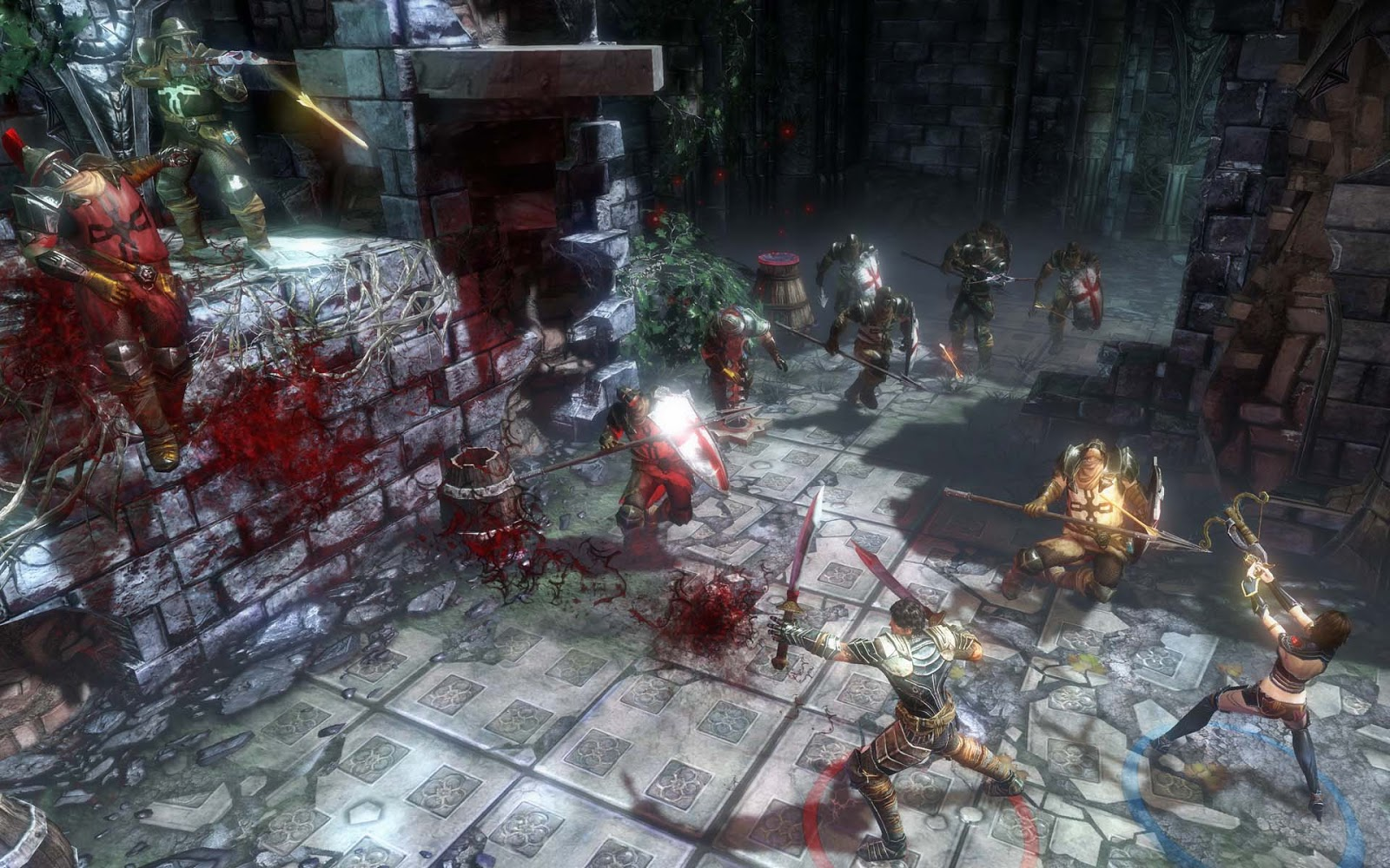 Blood-Knights-Screenshot-Gameplay-4