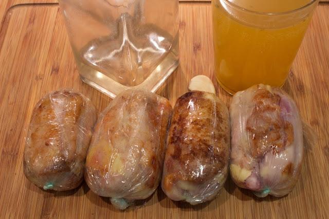 ingredientes cocer contramuslos