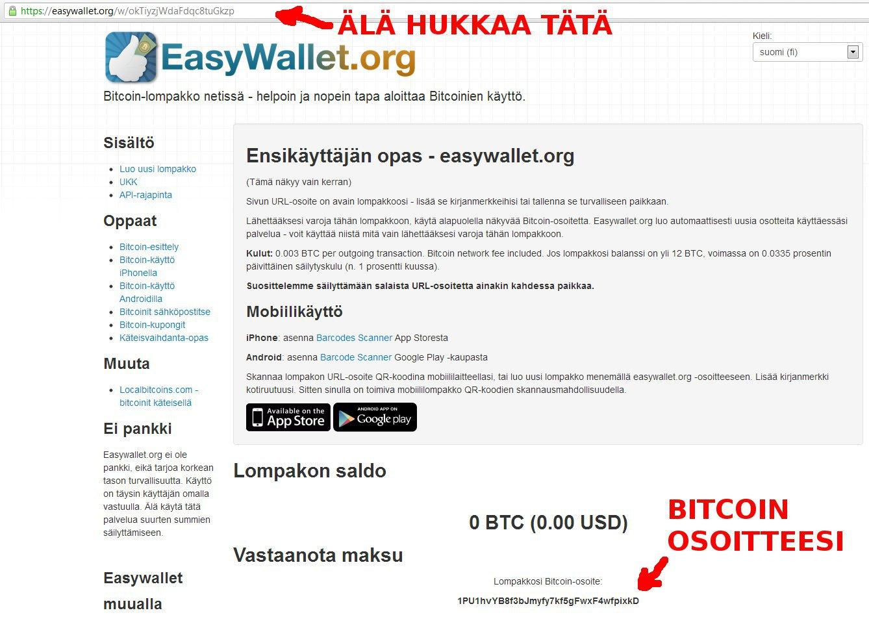 Miten ansaita rahaa bitcoin