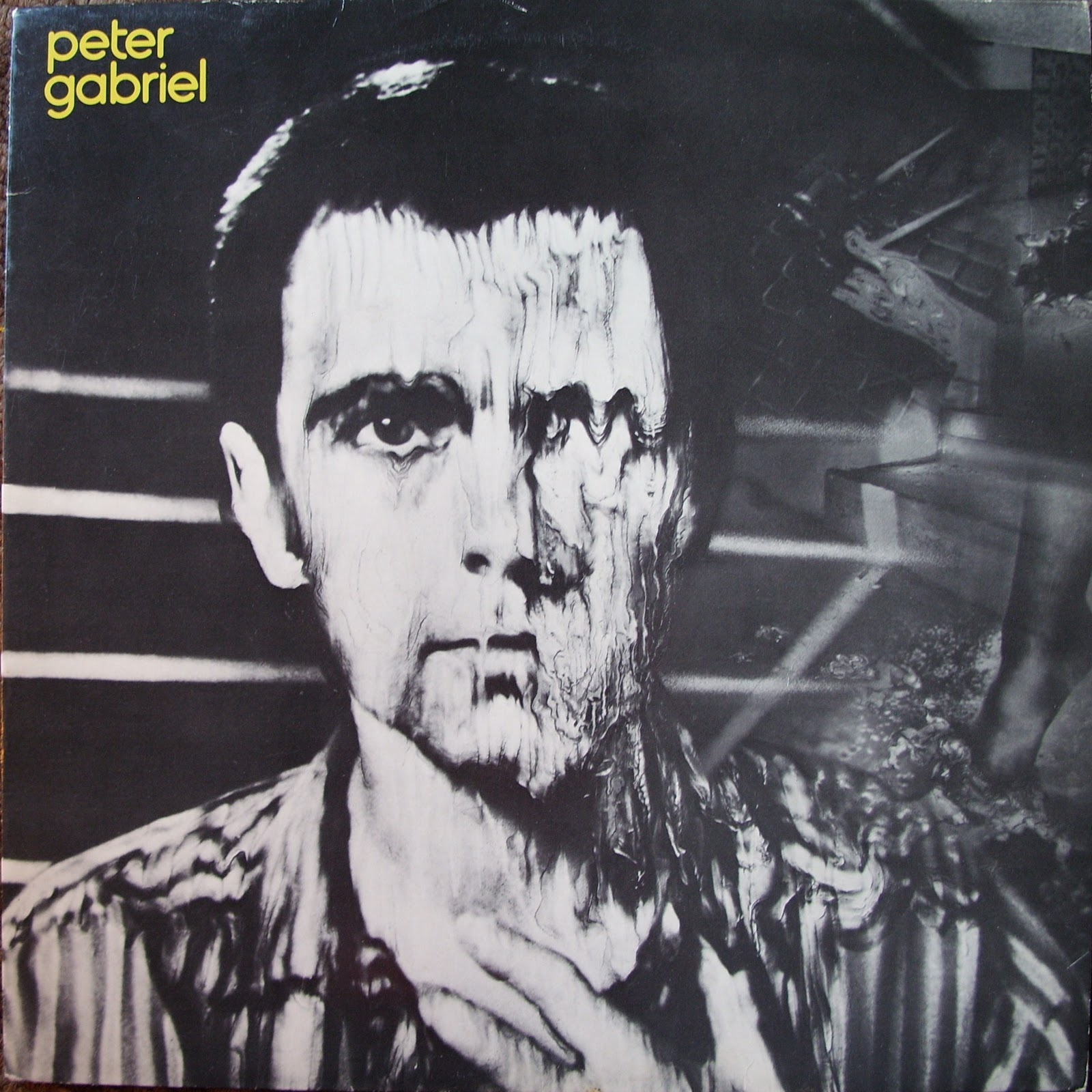 Peter Gabriel couple