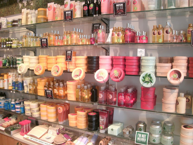 The Body Shop Galway