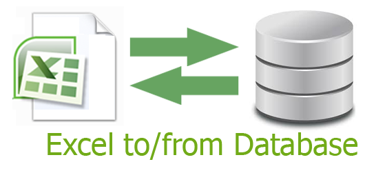 How To Import Export Database Data From To Csv Xml Excel