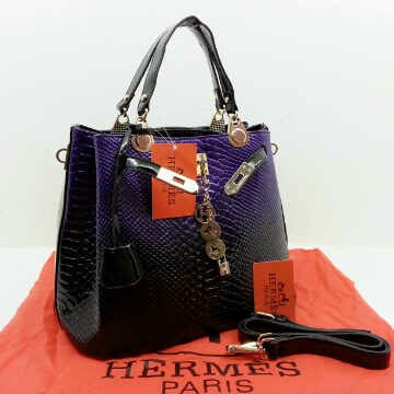 Tas Hermes 1108 (Purple)