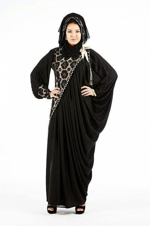 Hijab Moderne Abaya 2014 Dubai Hijab Et Voile Mode