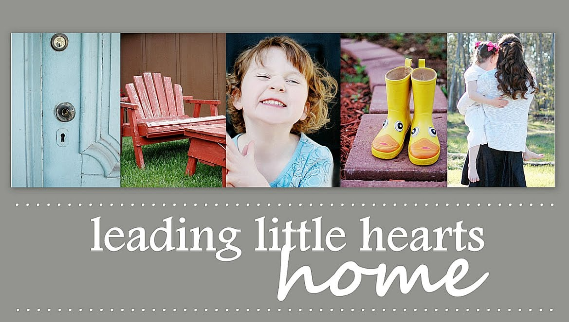 leading little hearts home