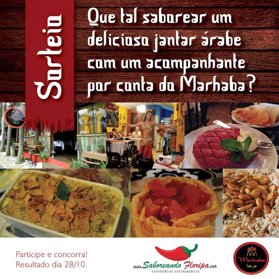 sorteio marhaba lebanese cuisine