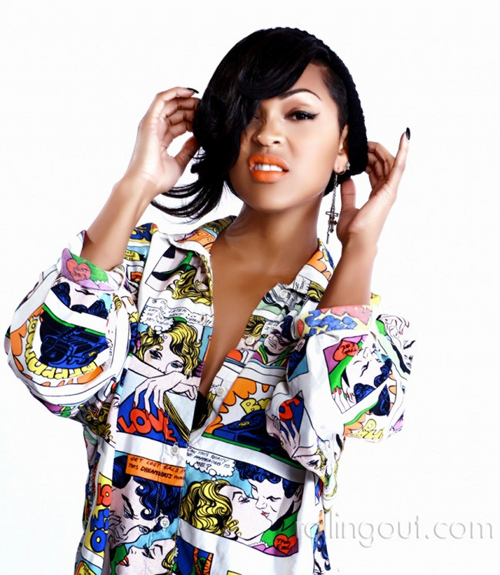 meagan good comic shirt