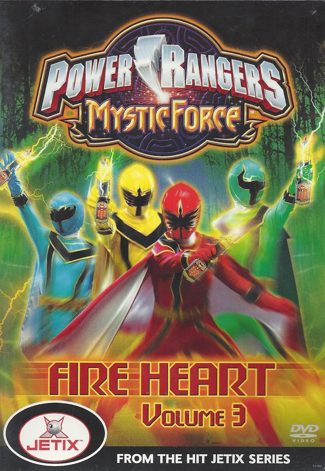 List of Power Rangers Mystic Force episodes