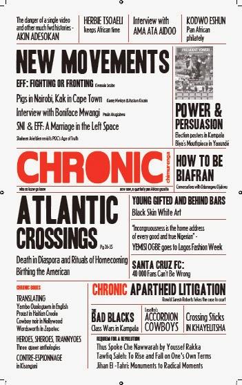Chimurenga Chronic