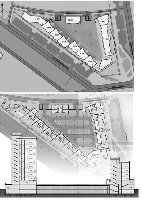 Примеры решений жилых интерьеров