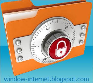 أسهل طريقة إخفاء وحماية الملفات بكلمة سر دون استخدام برامج