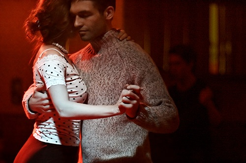 Argentine Tango Dance Couple on Jitterbug Dance Steps Beginners