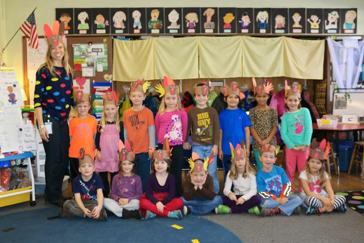 Kindergarten - November