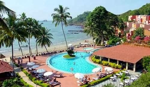 Star Hotels In North Goa Near Baga Beach