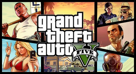 GTA V no PS4, Xbox One e PC