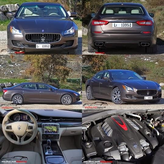 2014 Maserati Quattroporte Interior: Automotive News: 2014 Maserati Quattroporte