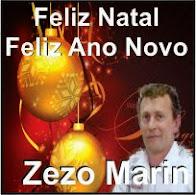 Laranjeiras do Sul:Zezo Marin deseja a todos um Feliz Natal e um próspero ano novo