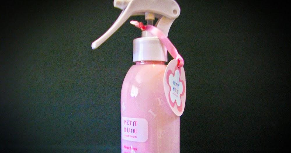 Peach Floral Spray Paint