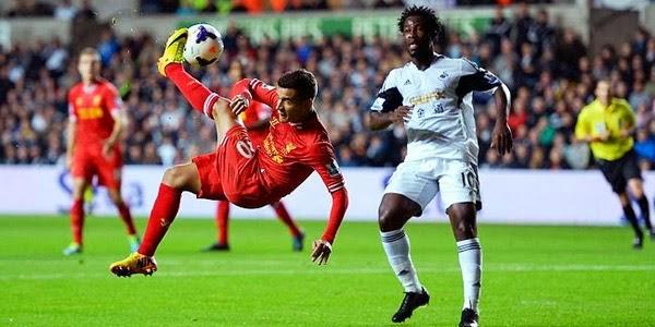 Prediksi Liverpool vs Swansea City