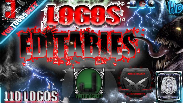 PACK DE LOGOS EDITABLES CON PHOTOSHOP | 2015