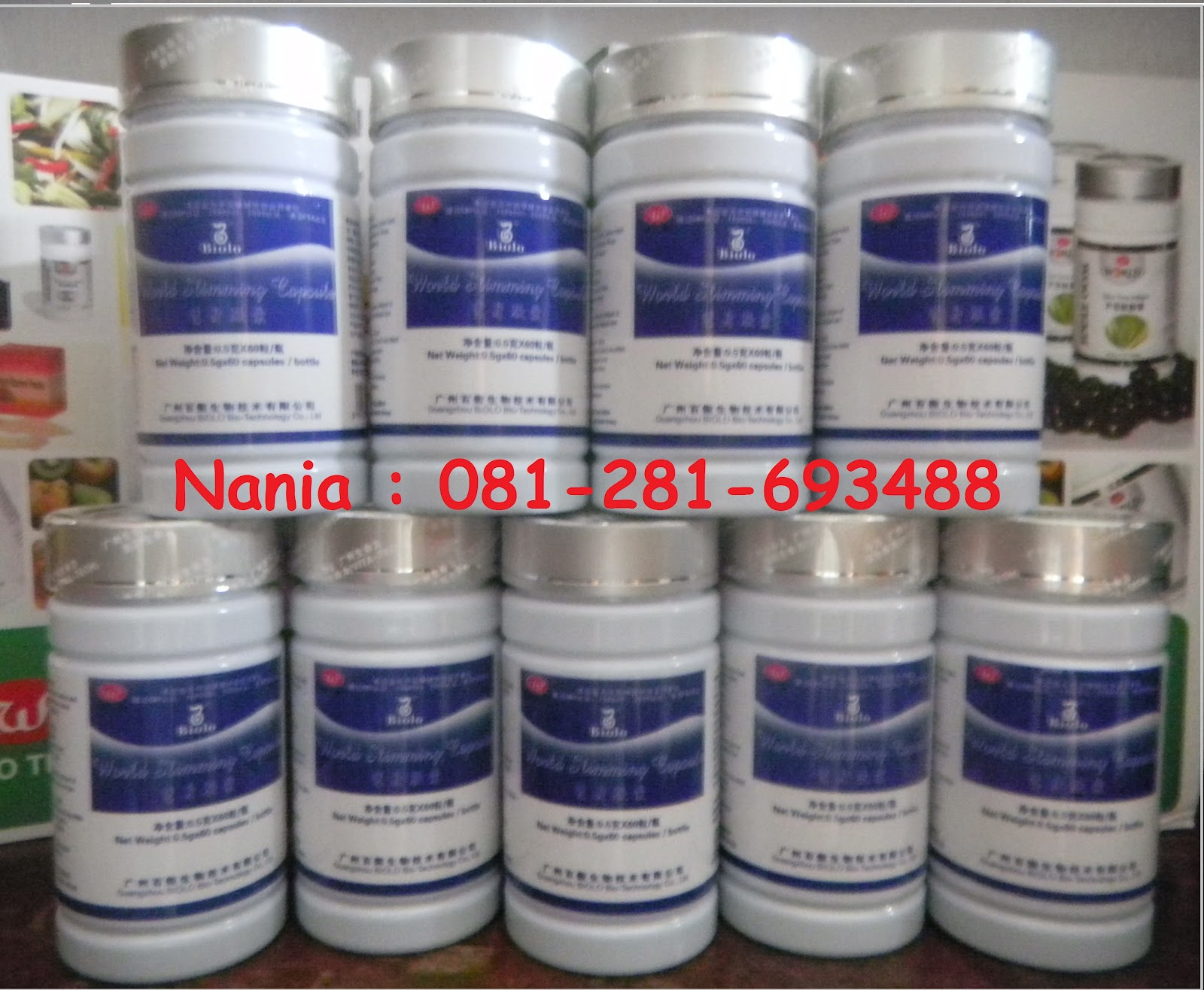 Biolo WorldSlimmingCapsule hp-082291161299 pin BB 2bd80eff ...