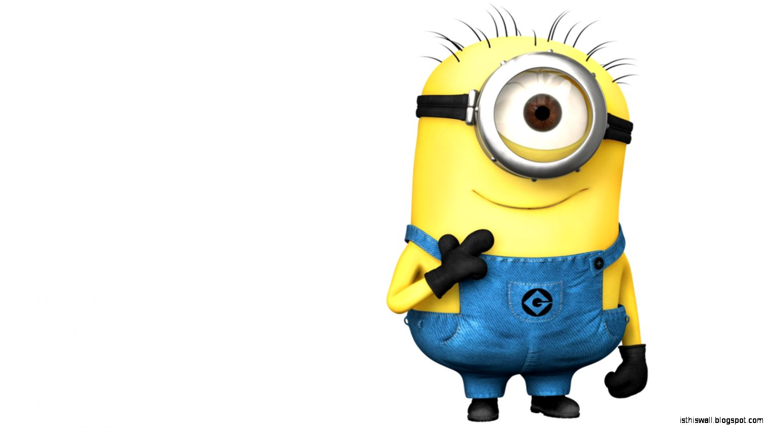 Stuart Minion Despicable Me 2 HD Wallpaper   iHD Wallpapers