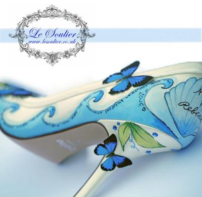 zapatos de novia personalizados le soulier