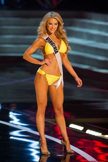 Love And Pageantry Official Miss USA 2013 Preliminary