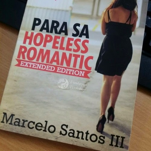 para sa hopeless romantic Para sa hopeless romantic's wiki: para sa hopeless romantic is a 2015 philippine teen romance film based on the best-selling romantic novel of the same name by marcelo santos iii.