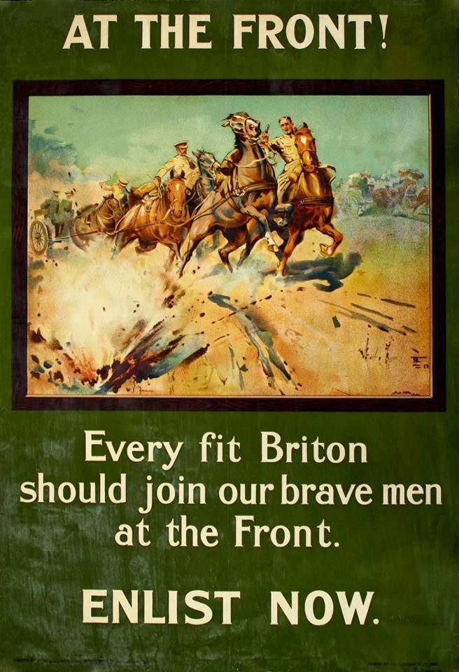 WW1 Britain