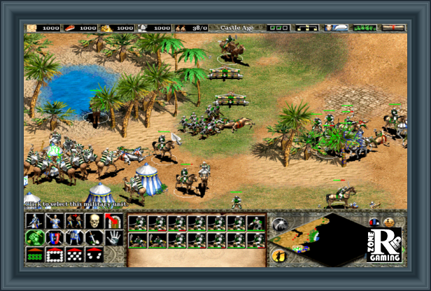 Age Of Empires 2 Screenshot 2